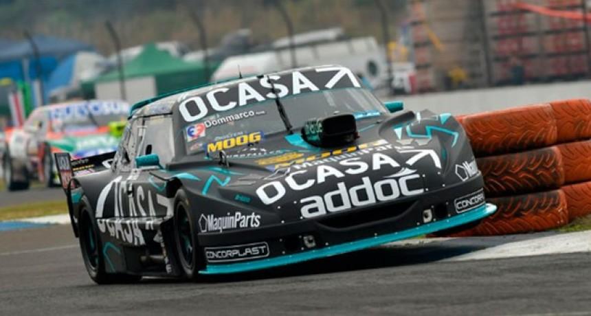 TC: Pernía ganó en Concordia, Werner fue quinto y clasificó a la Copa de Oro
