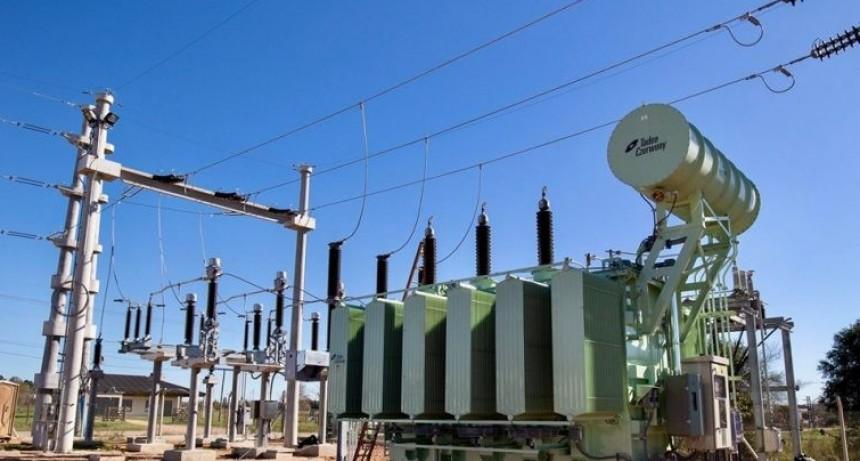 Cuánto cayó la demanda de energía en Entre Ríos