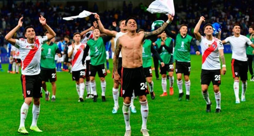 River eliminó a Cruzeiro por penales y sigue adelante en la Copa Libertadores