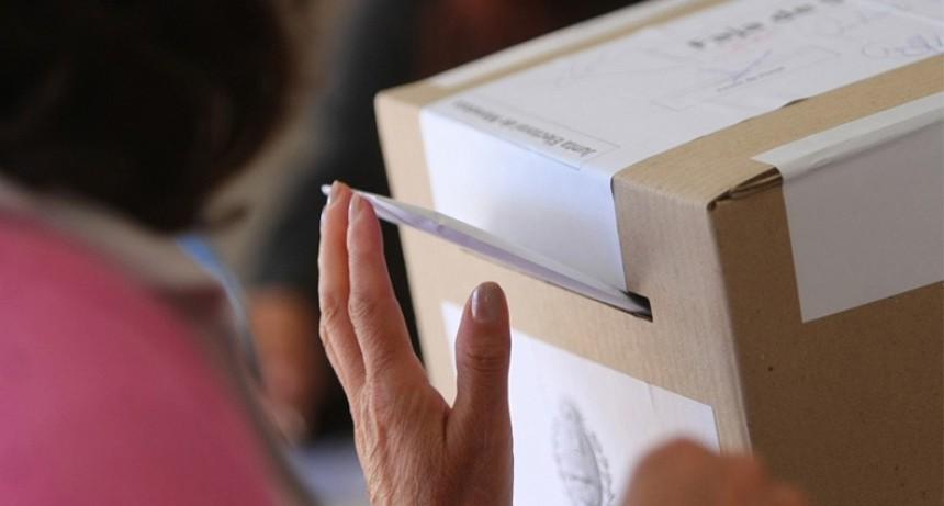Candidatos a legisladores nacionales se definirán en las PASO en 16 provincias