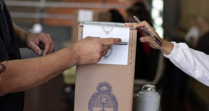 Desde el 3 de agosto no se podrá publicar encuestas electorales