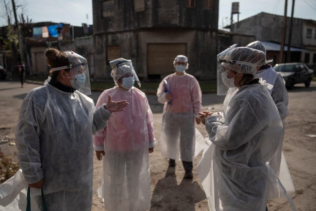 Coronavirus en la Argentina: confirmaron 34 muertos y 2744 nuevos casos