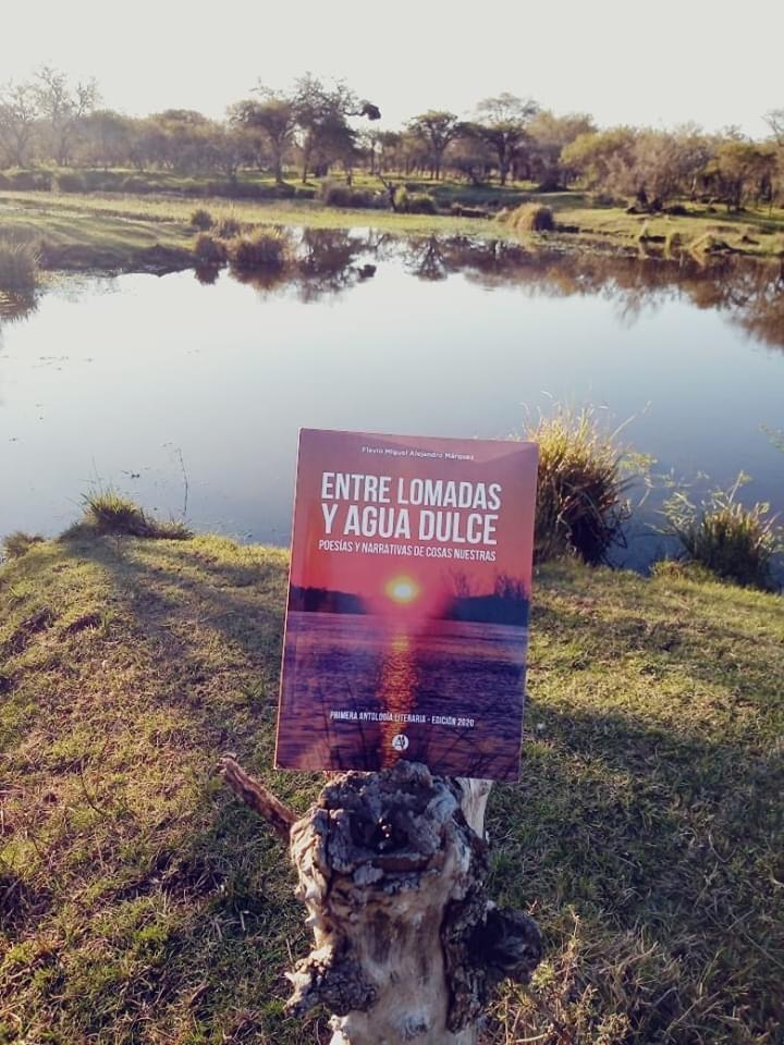 Se declaró de Interés Municipal la presentación del Libro de Flavio Márquez