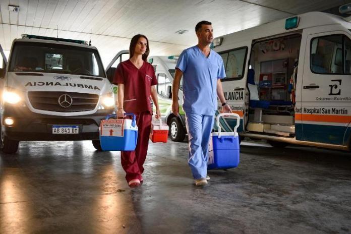 Entró en vigencia la licencia por donación de órganos, tejidos o células