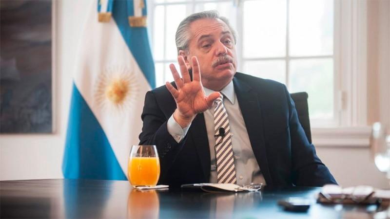 Fernández sobre renegociación de deuda: