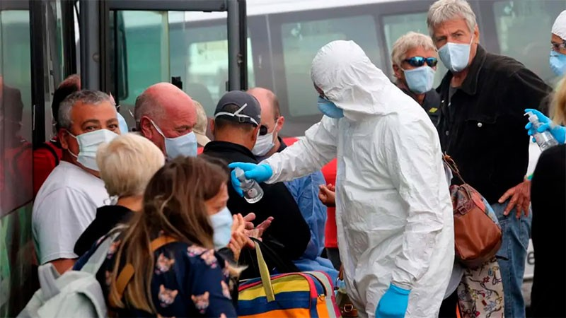 Coronavirus en Argentina: Se registraron 113 muertes y 3937 nuevos contagios