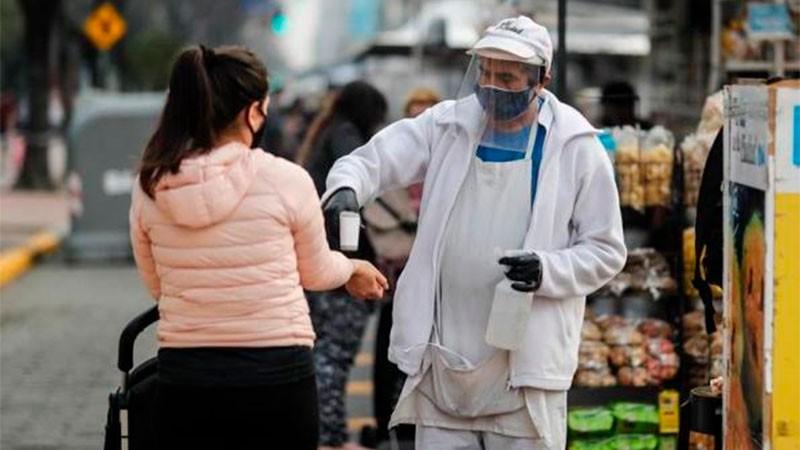 Coronavirus en Argentina: confirmaron 98 muertes y 5.782 nuevos contagios