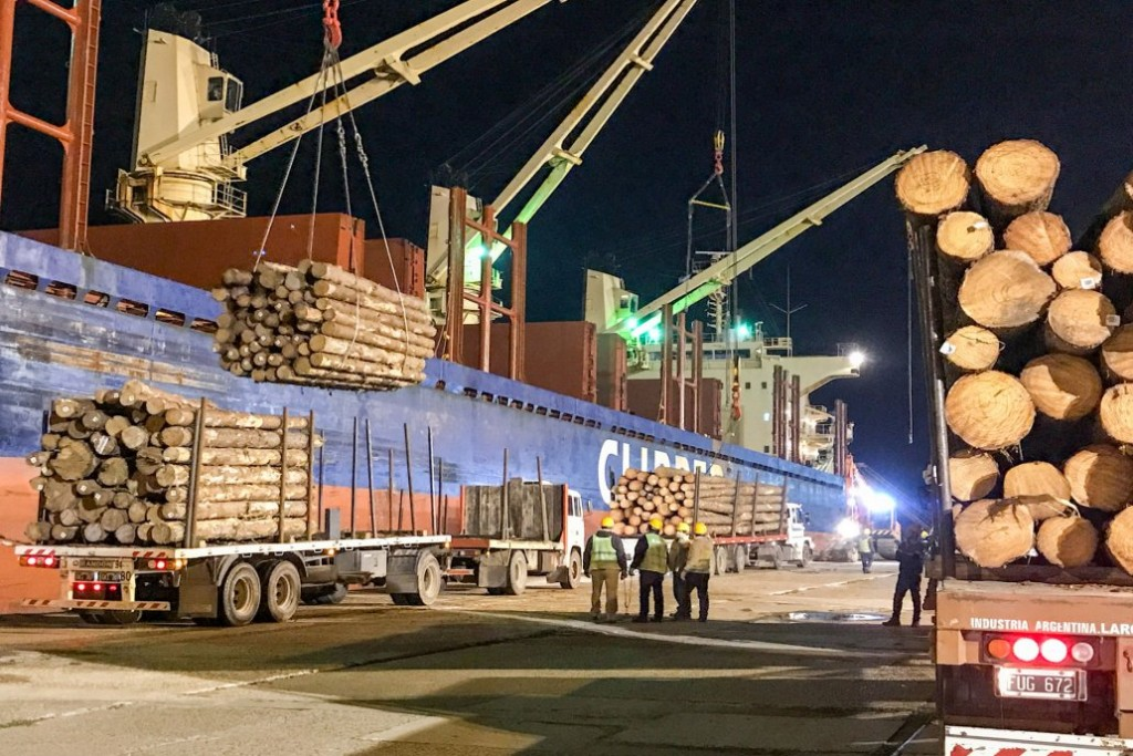 Entre Ríos: A pesar de la pandemia crecieron las exportaciones