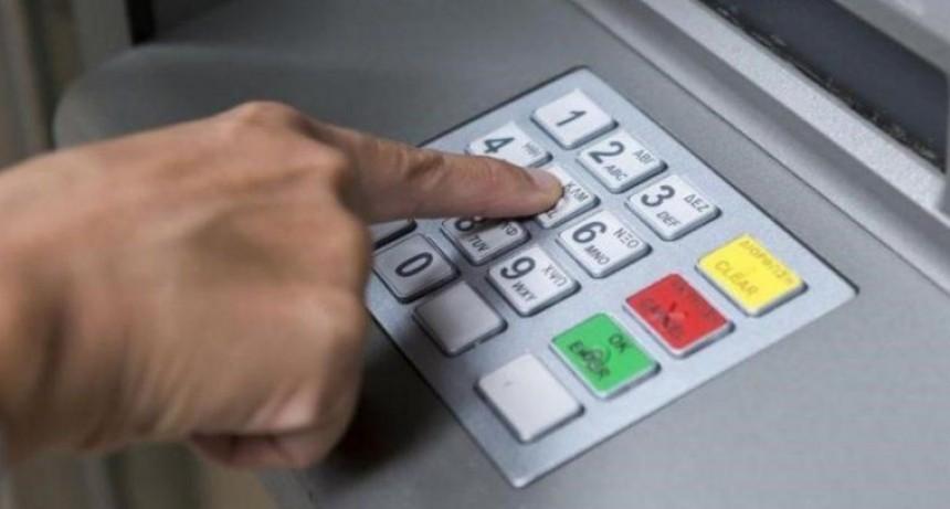 Todas las operaciones en cajeros serán sin costo hasta el 30 de septiembre