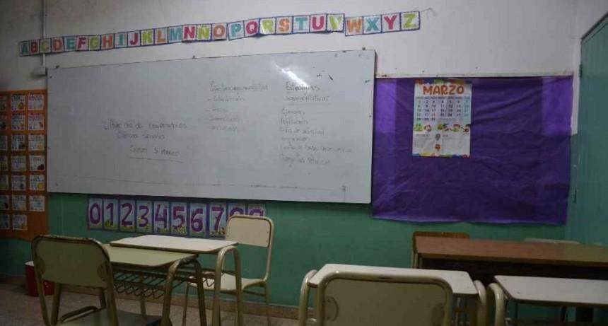Regreso a clases: aprobaron protocolos para dos modelos de aula