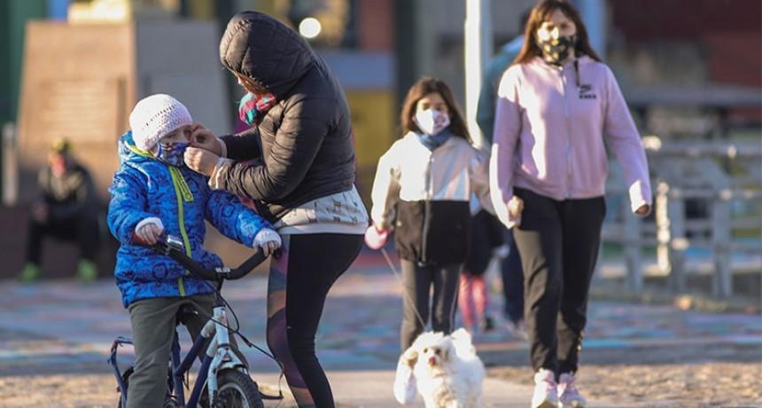 Confirmaron 26 nuevas muertes y 2.439 contagiados de coronavirus en 24 horas