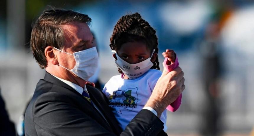 Coronavirus: el presidente de Brasil, Jair Bolsonaro, dio positivo en el test de Covid-19