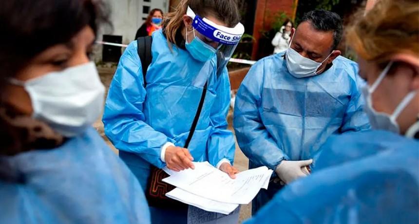 Coronavirus en Argentina: Confirmaron 62 nuevas muertes y 2.979 contagios