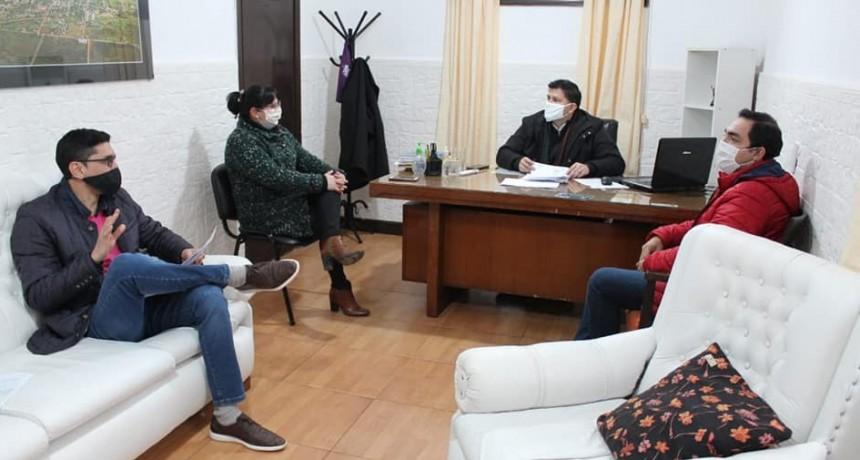 El municipio de Feliciano incorporo personal al Cuerpo de Inspectores y Control de Bromatologia