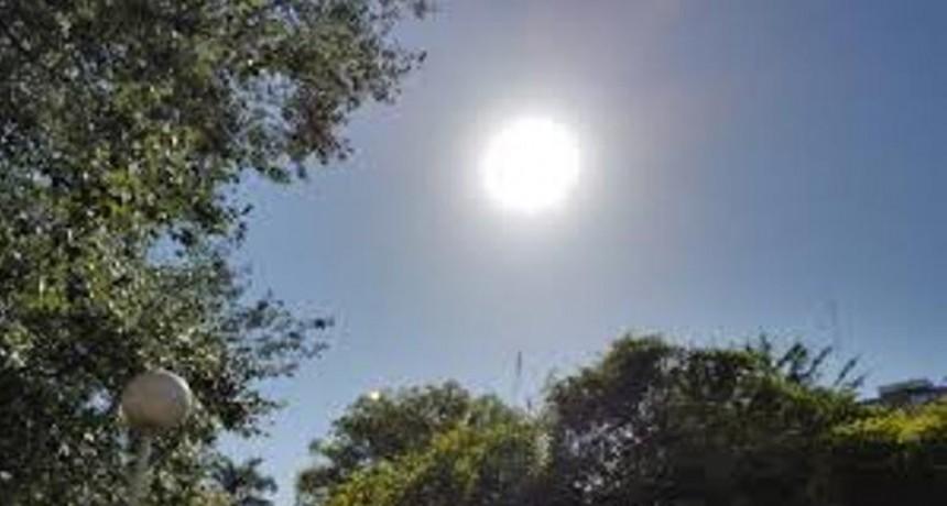Pronostican paulatino aumento de temperatura y tardes más templadas
