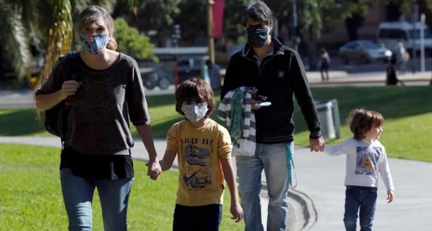 Coronavirus en Argentina: Confirmaron 3.663 nuevos casos y 26 fallecidos