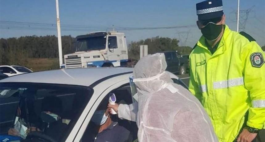 Entre Ríos está entre las nueve provincias que no registran fallecidos por coronavirus