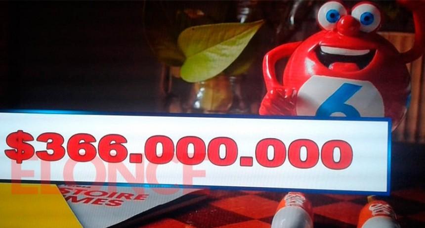 Pozos del Quini 6 quedaron vacantes: El miércoles habrá $366 millones en juego