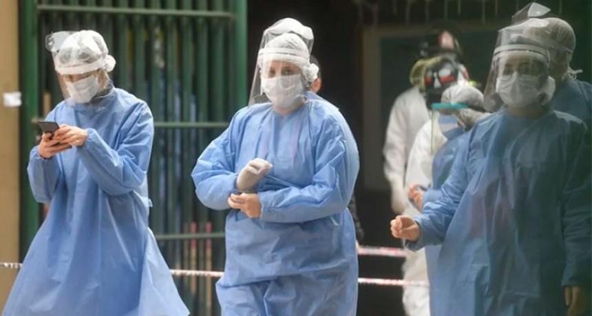 Coronavirus en Argentina: Confirmaron 58 muertes y 3.099 nuevos contagios
