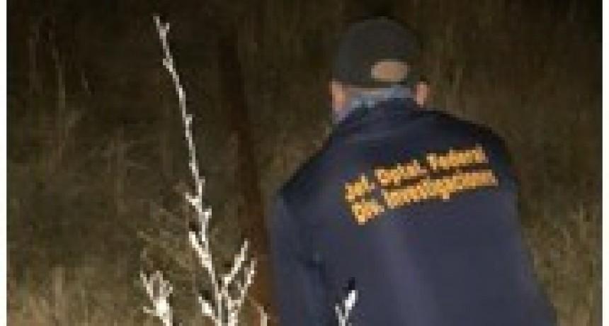 Personal policial recupera elementos que fueran robados