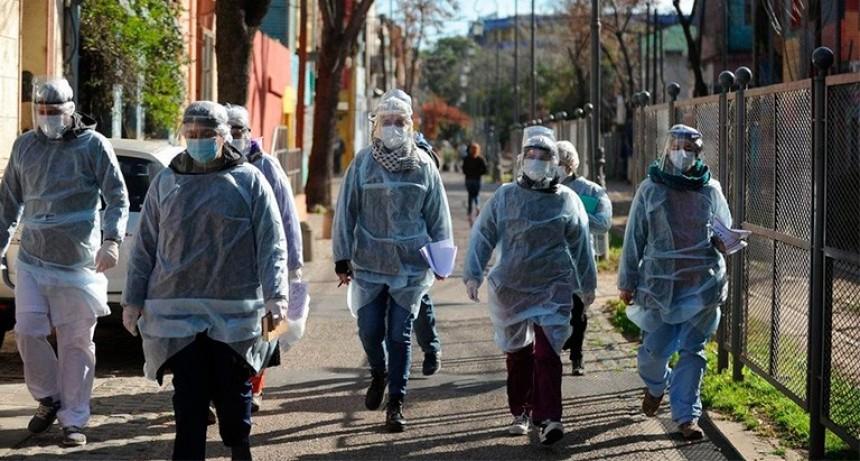 Coronavirus en Argentina: Confirmaron 65 muertes y 3.645 nuevos contagios