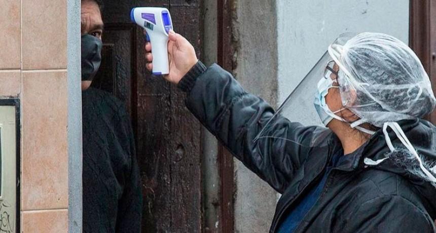 Coronavirus en Argentina: Confirmaron 62 nuevas muertes y 3.624 casos