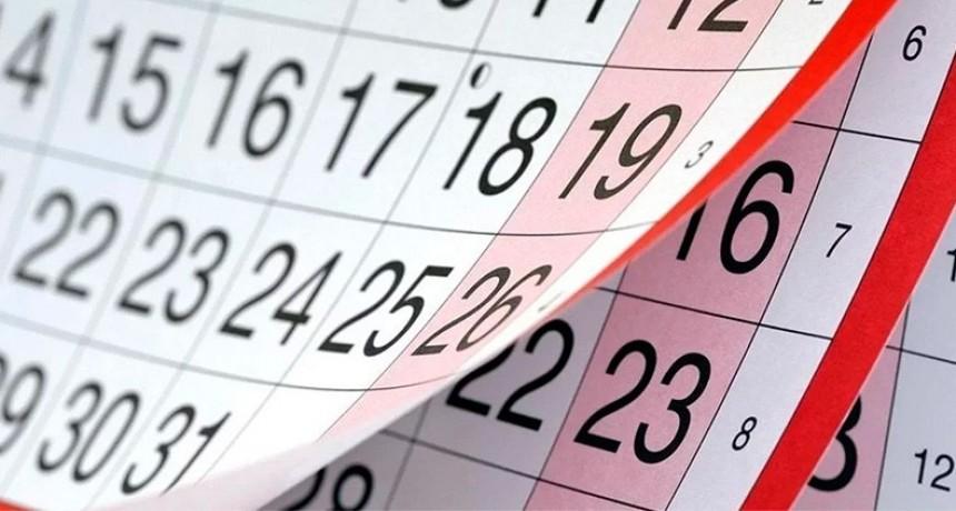 Proponen eliminar los feriados que quedan y convertirlos en días no laborables