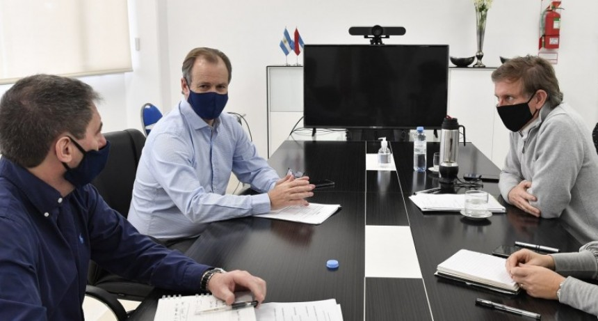 Bordet anunció beneficios impositivos para sectores afectados por la pandemia