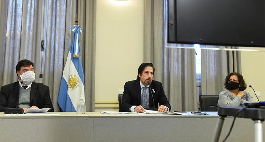Nación acordó con gremios docentes el pago de una suma extra en cuatro cuotas