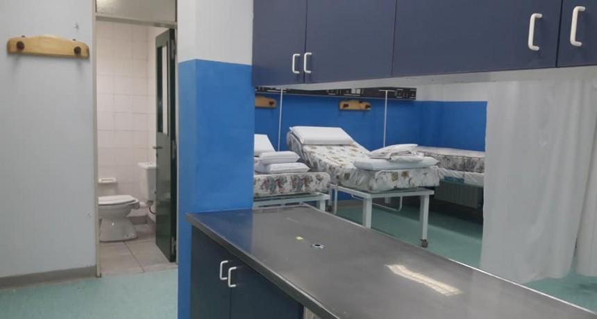 """Entrega de Equipos de Protección Especial para el Hospital """"J. J. de Urquiza"""" de Federal"""