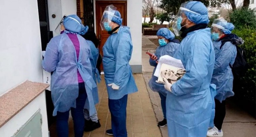 Se superaron las 3000 muertes por coronavirus en el país