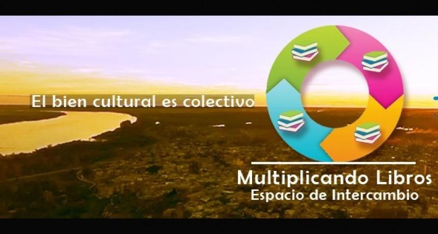 """""""Multiplicando Libros"""", un espacio virtual para el intercambio"""