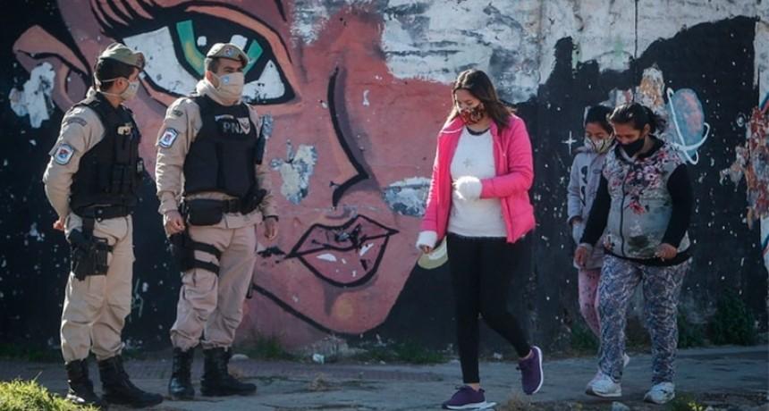 Coronavirus en Argentina: Confirmaron 110 muertes y 5.641 nuevos casos
