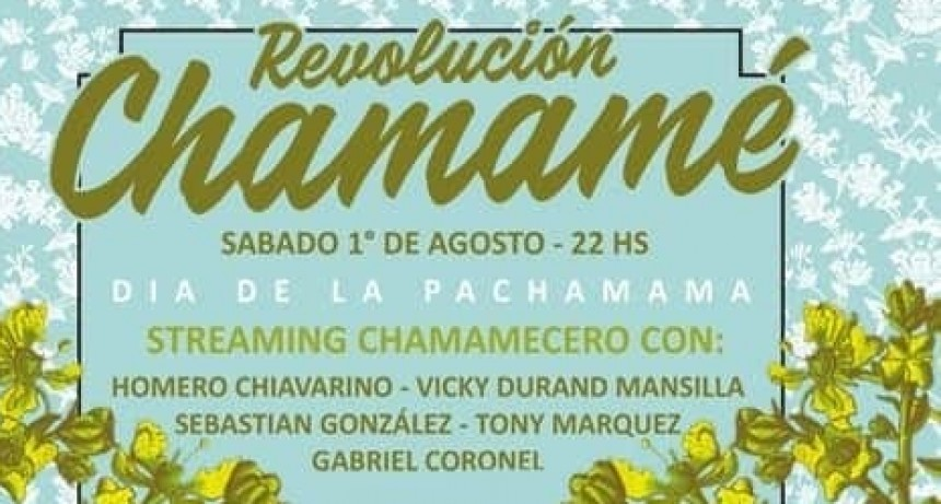 RevoluciónChamamé  🌿 Ritual chamamecero en el día de la PACHAMAMA