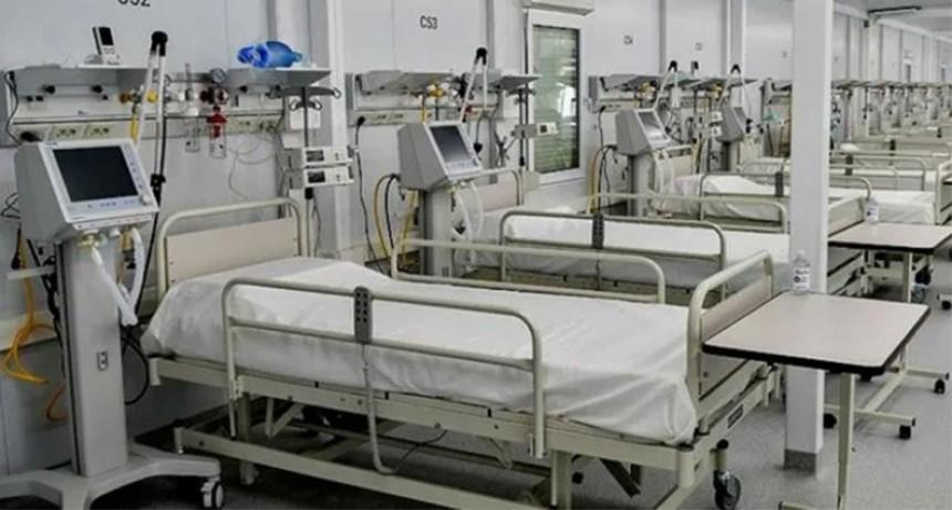 Ocupación de camas de terapia intensiva con pacientes con covid se cuadriplicó