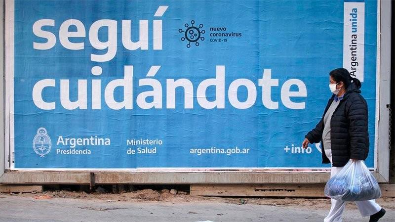 Covid en Argentina: 15.077 contagios y 426 muertes en las últimas 24 horas