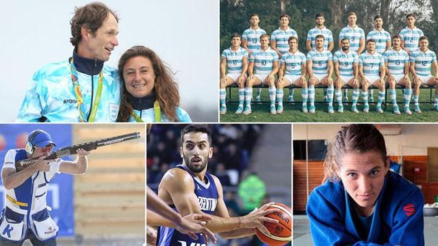 Juegos Olímpicos: cuáles son las esperanzas argentinas para lograr medallas