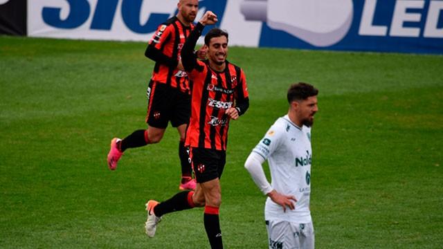 Sigue de racha: Patronato le ganó a Sarmiento 2-0 en el Grella por la Liga Profesional