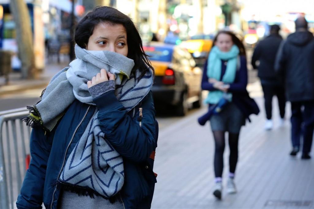 Llega el frío polar: la temperatura seguirá bajando y anuncian días helados