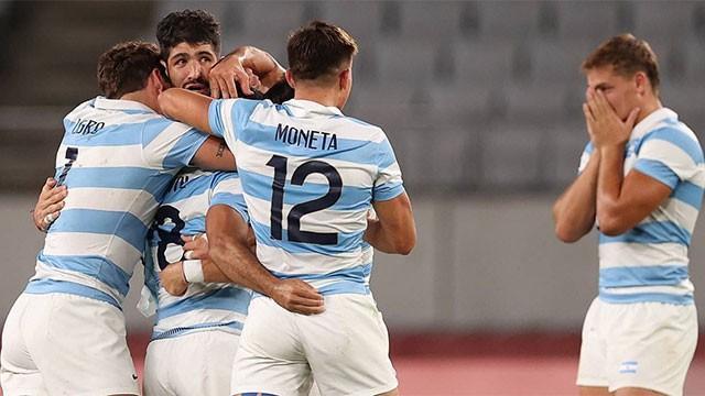 Primera medalla para Argentina en Tokio: Los Pumas ganaron el bronce