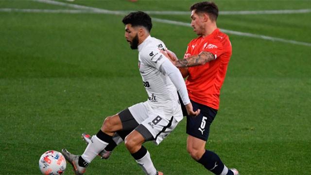 Patronato no pudo como visitante frente a Independiente y cayó por 2 a 0