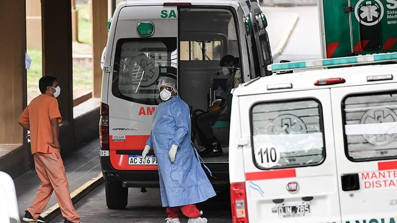 Reportaron 15.883 contagios en el país y 471 muertes en las últimas 24 horas