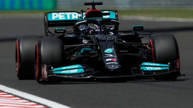 Fórmula 1: Lewis Hamilton alcanzó su 101° pole position en Hungaroring