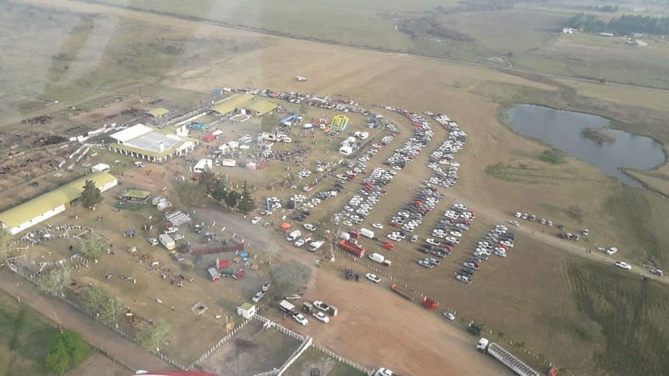 El 13 y 14 de agosto se desarrollara la Expo Ganadera de la Rural de Federal