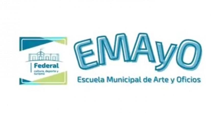 El Municipio de Federal acompaña la formación en oficios.