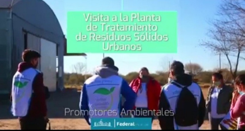 Federal : Promotores Ambientales