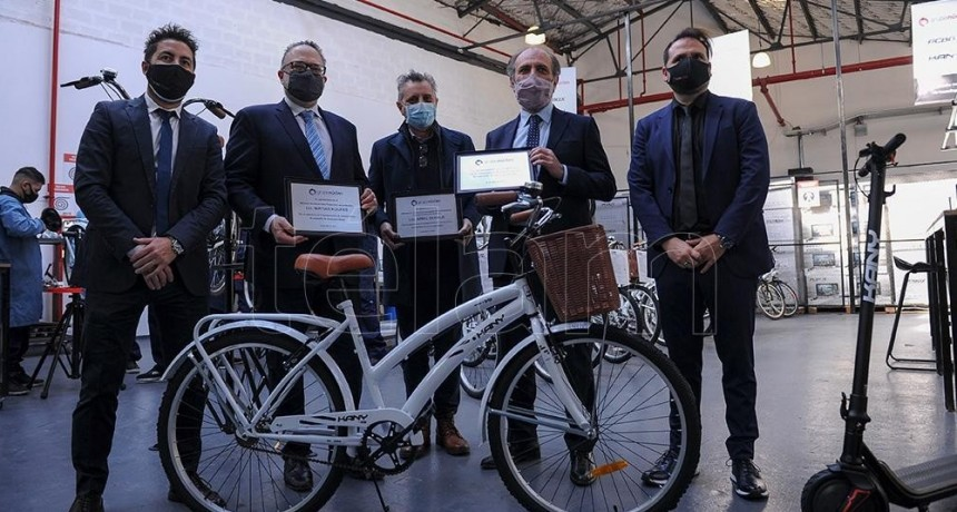 Lanzan plan de promoción de bicicletas eléctricas