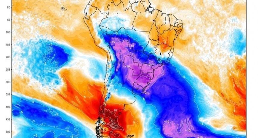 ¿Qué impacto puede tener en la Argentina la ola polar que azota a Brasil?
