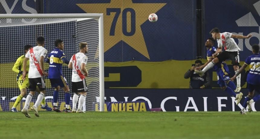 La AFA confirmó el superclásico Boca-River para el 4 de agosto