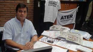 Fraude a la ATER: Casaretto presentó la tercera denuncia en tribunales